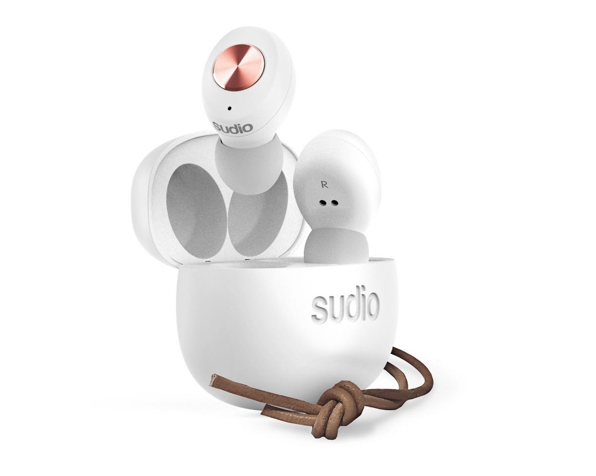 SUDIO Kuuloke TIO Langaton In Ear Valkoinen Mic online
