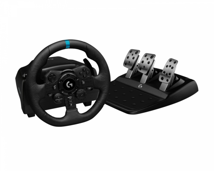 TrueForce G923 Racing Wheel (PC/PS4/PS5) ryhmässä Pelikonsolit / Playstation / PS4 Tarvikkeet / Ratit @ MaxGaming (1001024)